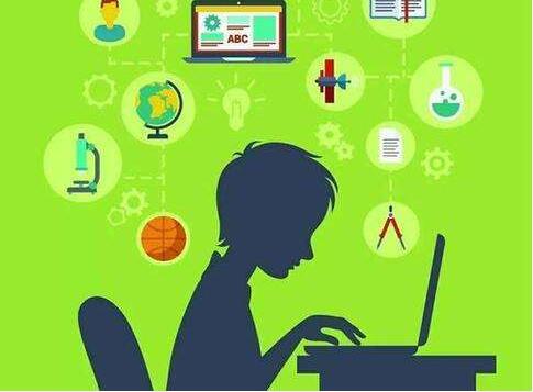在线教育对比传统教育是有极大的优势
